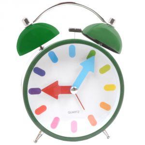 Exclusive Fashionable Table Wall Desk Clock Watches With Alarm (code - Al-ck-341)