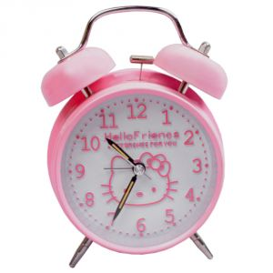 Exclusive Fashionable Table Wall Desk Clock Watches With Alarm (code - Al Ck 348)