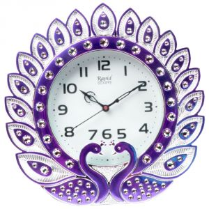 Cute Fashionable Table Wall Desk Clock Watches With Out Alarm (code - Al Ck 354)