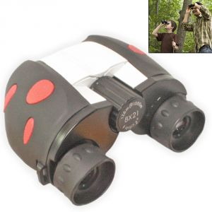 Binoculars 8x21 Powerful Prism Binocular Telescope With Pouch - 38