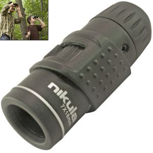 Binoculars 7x18 Powerful Prism Binocular Telescope With Pouch - 41