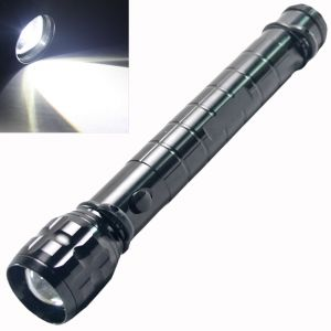 Cree LED Zoomable Torch Lamp Flashlight Light Camping Hike - 45