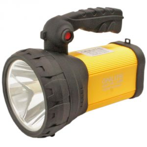 3mode Jumbo 10w Cree Rechargeable LED Waterproof Flash Light Torch - 47