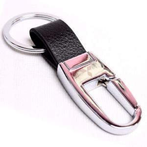 Stainless Steel Keyring Keychain Key Ring Chain -50