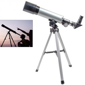 Original 18x-90x Land & Sky Telescope Optical Glass Metal Monocular Binocular-52