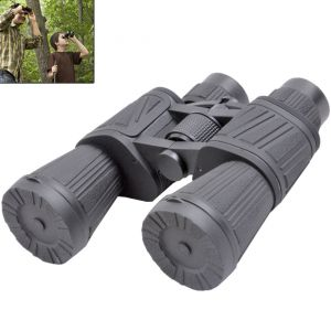 Bushnell 50x50 Powerful Prism Binocular Monocular Telescope Outdoor W Pouch - 53