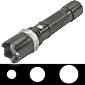 3 Mode Cree Rechargeable LED Waterproof Flashlight Flash Light Torch - 61