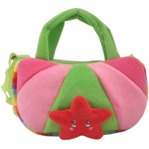 Mini Small Kids Baby Side Hand Bags Handbag Purse Toy Toys - K64