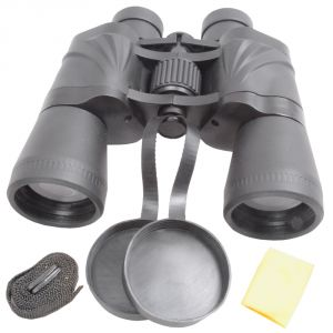 Comet 50x50 Powerful Prism Binocular Telescope With Pouch (code - Bn Cl 71)