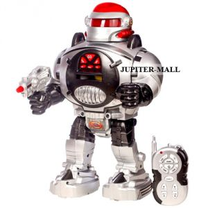 12 Inch Robot IR Radio Control Rc Racing Car Kids Toys Toy Gift Remote -73