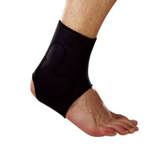 Leg Ankle Muscle Joint Protection Brace Support Sports Bandage Guard Gym (code - Jm Ak St 06)