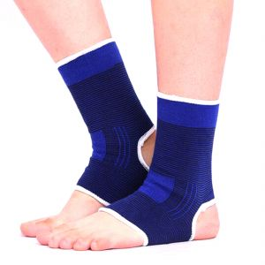 Leg Ankle Muscle Joint Protection Brace Support Sports Bandage Guard Gym (code - Jm Ak St 09)