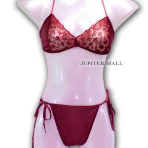 Swim Wear (Women's) - Bikini G-String Nightwear Lingerie Panty Bra Swimwear Swimsuit-B103