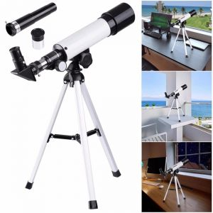 Original 18x-90x Land & Sky Telescope Optical Glass Metal Monocular Binocular (code - Bn Cl 52 A)