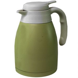 Tiger Vacuum Coffee Pot Thermos Insulated 1.2 Lt Hot & Cold Water Drink Jug Bottle Flask (Code - JM CF PT 04)