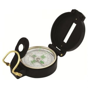 Military Hiking Camping Lens Lensatic Compass (code - Jm Cm Ps 04)