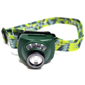 Motion Pir Sensor LED Headlamp Headlight Head Lamp Light Torch Flashlight (code - Jm HD Lp 27)
