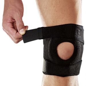 Leg Knee Muscle Joint Protection Brace Support Sports Bandage Guard Gym (code - Jm Kn Gd 04)
