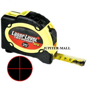 Laser Level 25f Mesuring Tape Horizontal Vertical -02