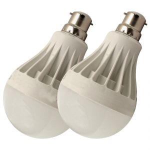 2pcs 12w High Power LED Bulb For Pure White Cool Safe Light (code - Ld Lt 02 A)