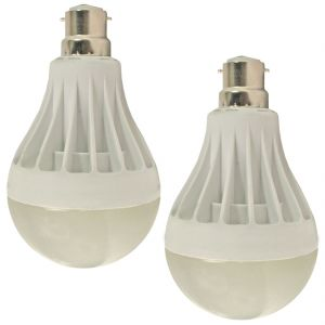 2pcs 15w High Power LED Bulb For Pure White Cool Safe Light (code - Ld Lt 03 A)