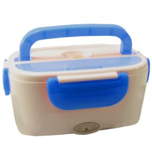 Insulated Hot Lunch Pack Tiffin Dabba Box Home Picnic (code - Jm Ln Bx 34)