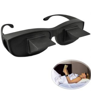 Lazy Eye Glasses Reader 90 Degree Angel Horizontal Book Reading Periscope TV Watching (code - Lz Rd 01 A)
