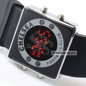 Men's Watches   Analog & Digital - Mens Gents Wrist Watch Watches Fiber Belt WARRANTY -M47