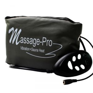 Massage Pro Sauna Belt Anti Fat Vibrate Massager Slim Waist Belly Weight Loss (code - Jm Ms Gr 02)