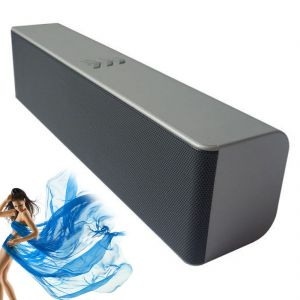 Rechargeable Mini Bluetooth Portable USB Tf Card MP3 Player Sound Box Speaker (code - Jm MM Sk 42)
