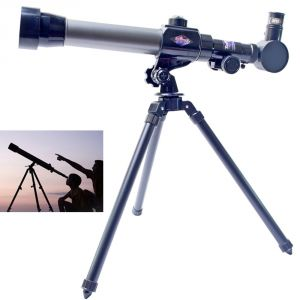 Telescope Binocular 20x-30x-40xscience Educational Toys Toy Kids Gift - N19