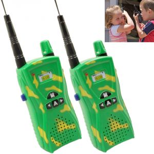 Battery Operated Walkie Walkies Talkie Phone Kids Toys Toy Gift - N29