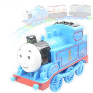 Train Set With Motor Functions Building Blocks Kids Toy Gift Sound (code - Nr Ty 82)
