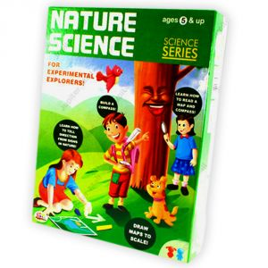 Educational Toys - Nature Science FOR EXPERIMENTAL EXPLORERS Educational Toys Kids (Code - JM NR TR 108)