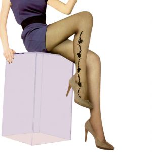 bb5149846de Legging Pantyhose Lingerie Net Halter Body Leg Stockings Thigh-Highs Socks  Hose Bikini (Code - JM PT HS 42)