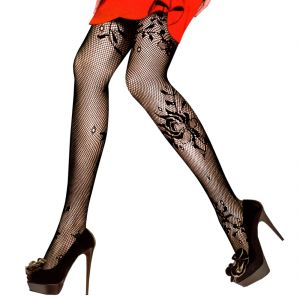 Legging Pantyhose Lingerie Net Halter Body Leg Stockings Thigh-highs Socks Hose Bikini (code - Jm Pt Hs 95)