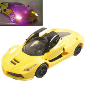 21.5cm Rechargeable Gravity Induction Control Rc Racing Car Kids Toys - R49