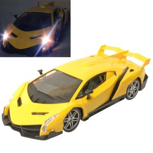 25cm Rechargeable Gravity Induction Control Rc Racing Car Kids Toys - R50