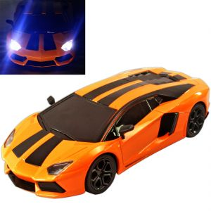 Metal Body Radio Control 19 Cm Rc Racing Car Toys Toy Remote Gift - R07
