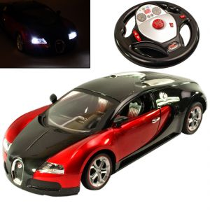 Rechargeable Gravity Induction 28cm Rc Racing Car Kids Toy Remote (code - Jm Rc Ty 11)