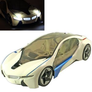 Rechargeable 30cm Radio Control Rc Racing Car Kids Toys Toy Gift Remote (code - Jm Rc Ty 36)