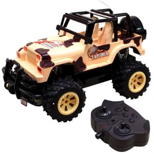 Big Rechargeable 40cm Radio Control Rc Racing Car Kids Toys Gift Remote (code - Jm Rc Ty 75)