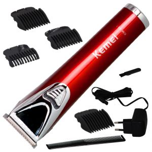 Cordless Electric Rechargeable Beard Mustache Hair Clipper Trimmer (code - Jm Sr Tr 44)