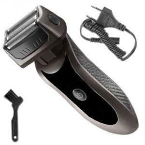 Personal Care & Beauty - ELECTRIC RECHARGEABLE MENS SHAVER cum TRIMMER -22
