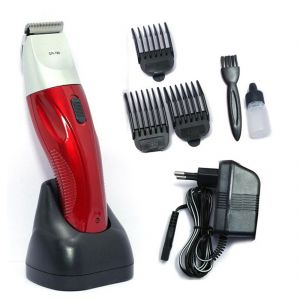Cordless Electric Rechargeable Beard Mustache Hair Clipper Trimmer (code - Sr-tr-75)