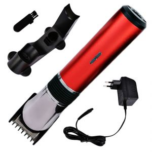Cordless Electric Rechargeable Beard Mustache Hair Clipper Trimmer (code - 78)