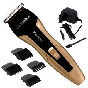Trimmers - Cordless Electric Rechargeable Beard Mustache Hair Clipper Trimmer (Code - JM SR TR 90)