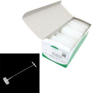 5000 Garment Price Label Tag Tagging Plastic Barbs Pin Length 35MM / 1.5 (Code - JM TG BB 01)