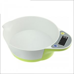 Compact Digital Kitchen Diet Food Weight Weighing Scale 11lb 5kg (code - Jm Wg Sl 23)