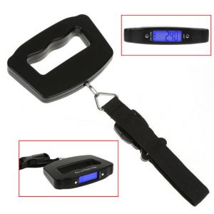 Digital Travel Luggage Fish Hook Hanging 40kg Weight Weighing Scale (code - Jm Wg Sl 27)